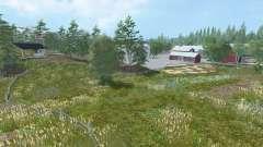 Southern Norway v1.3 для Farming Simulator 2015