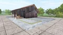 Фабрика поддонов v1.0.5 для Farming Simulator 2017
