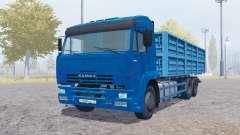 КамАЗ 65117 с прицепом для Farming Simulator 2013