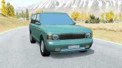 Land Rover Range Rover Vogue 1992 для BeamNG Drive