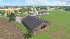 Southern Parish v4.0 для Farming Simulator 2017