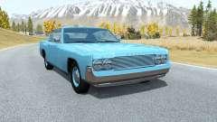 Gavril Barstow coupe v2.5.5 для BeamNG Drive