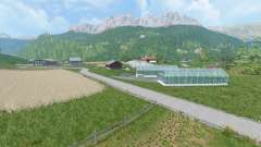 Sarntal Alps v2.0 для Farming Simulator 2015