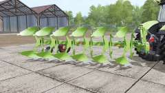 Dowdeswell 125 MA retexture для Farming Simulator 2017