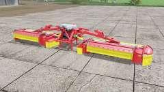 Pottinger Novacat X8 ED для Farming Simulator 2017