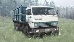 КамАЗ 55102 6x4 для MudRunner