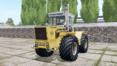 Raba-Steiger 250 double wheels для Farming Simulator 2017