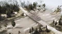 North Russia - Another Path для MudRunner
