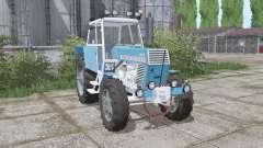 Zetor 12045 Crystal interactive control для Farming Simulator 2017