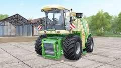 Krone BiG X 1100 SGDW для Farming Simulator 2017