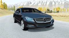 Mercedes-Benz CLS 350 (C218) 2010 для BeamNG Drive