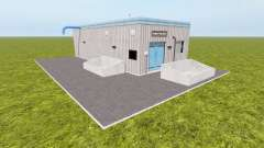 Seeds and Fertilizer Production для Farming Simulator 2017