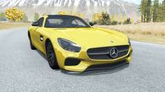 Mercedes-AMG GT coupe (C190) 2014 для BeamNG Drive