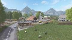 The Hill Of Slovenia v1.0.0.1 для Farming Simulator 2017