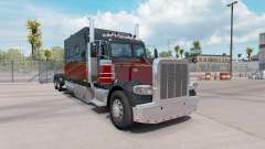 Peterbilt 389 Long Sleeper