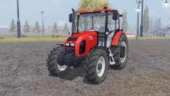 Zetor Proxima 8441 2004 front loader для Farming Simulator 2013