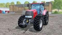 Case IH Puma 230 CVX wheels weights для Farming Simulator 2015