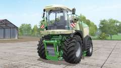 Krone BiG X 580 long pipe для Farming Simulator 2017