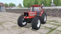 Fiat 180-90 Turbo animation parts для Farming Simulator 2017