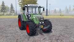 Fendt 312 Vario TMS change wheels для Farming Simulator 2013