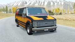 Gavril H-Series The VANderer 70s Lace для BeamNG Drive