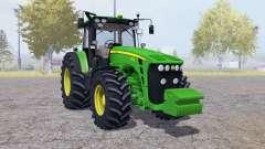 John Deere 8430 front weight для Farming Simulator 2013