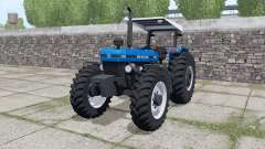New Holland 7630 S100 для Farming Simulator 2017