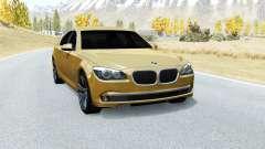 BMW 750i (F01) 2008 для BeamNG Drive