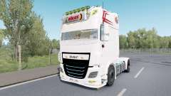 DAF XF Super Space Cab custom для Euro Truck Simulator 2