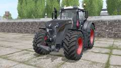 Fendt 1050 Vario Black Beauty для Farming Simulator 2017