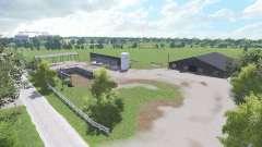 Southern Parish v3.1 для Farming Simulator 2017