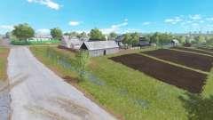 Село Ягодное v1.4.2 для Farming Simulator 2017