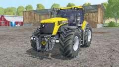 JCB Fastrac 8310 interactive control для Farming Simulator 2015