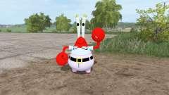 Юджин Гарольд Крабс для Farming Simulator 2017