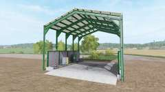 Station de lavage для Farming Simulator 2017