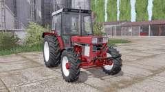 International 744 Comfort Cab для Farming Simulator 2017