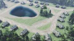 Деревня Верхние-Кунаши для Spin Tires