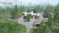 Southern Norway v1.2 для Farming Simulator 2015