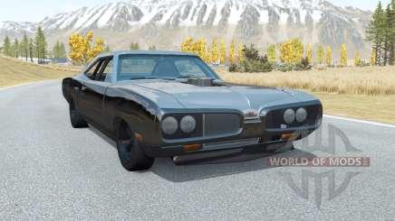 Dodge Coronet RT (WS23) 1970 v3.2 для BeamNG Drive