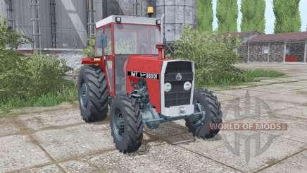 IMT 560-DV DeLuxe interactive control для Farming Simulator 2017