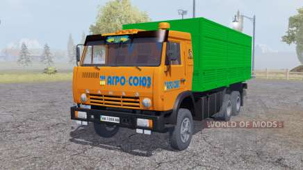 КамАЗ 53212 Агро-Союз для Farming Simulator 2013