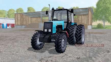 МТЗ 1221 Беларус задние спаренные колёса для Farming Simulator 2015