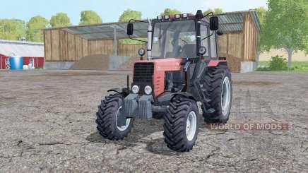 МТЗ 82.1 Беларус крепление погрузчика для Farming Simulator 2015