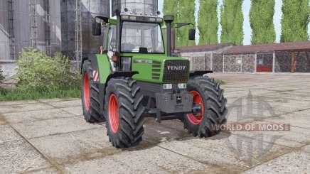 Fendt Favorit 512C Turbomatic pack для Farming Simulator 2017