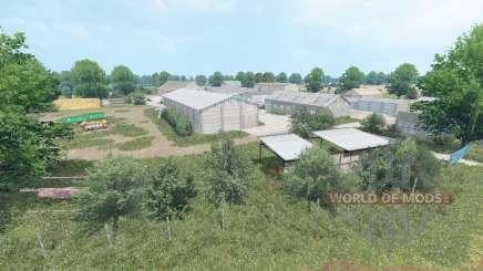 Шёнебек для Farming Simulator 2015