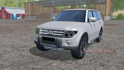 Mitsubishi Pajero 5-door для Farming Simulator 2015