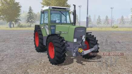 Fendt Farmer 309 LSA Turbomatik animation parts для Farming Simulator 2013