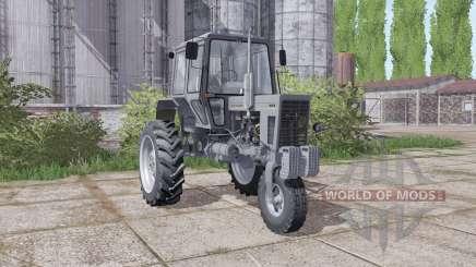 МТЗ 80Х Беларус многокрасочный для Farming Simulator 2017