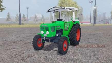 Deutz D 45 06 S для Farming Simulator 2013