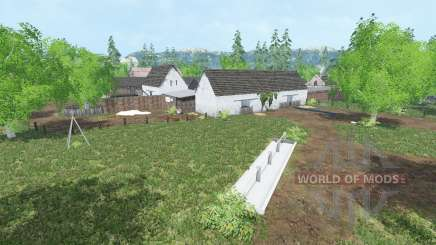 Аккендорф v2.2 для Farming Simulator 2015